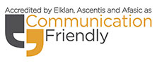 Communication Friendly logo